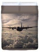 Mighty Hercules Duvet Cover
