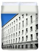 Milan Courthouse Building Duvet Cover