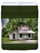 Miles Country Store Duvet Cover