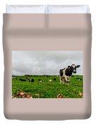 Milk Nature Nose Duvet Cover
