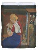 Milkmaid Duvet Cover