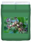 Milkweed Bloom Duvet Cover