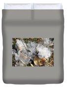 Milkweed Landing Duvet Cover