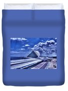 Milwaukee Art Museum 1 Duvet Cover