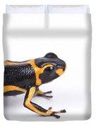 Mimic Poison Dart Frog Duvet Cover