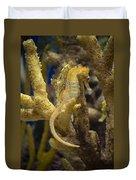 Mimic Seahorse Duvet Cover