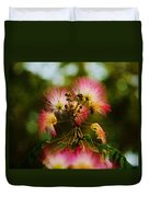 Mimosa Blooms Duvet Cover