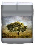 Mimosa Magic Duvet Cover