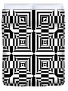 Mind Games 50 Duvet Cover