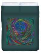 Mind Journey Duvet Cover