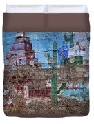 Miner Wall Art 3 Duvet Cover
