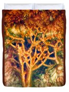 Mineral Branches Hot Springs Duvet Cover