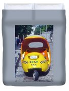 Mini-cab Duvet Cover
