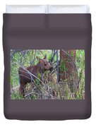 Mini Moose Duvet Cover