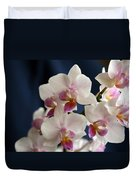 Mini Orchids 3 Duvet Cover