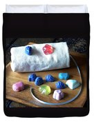 Mini Soaps Collection Duvet Cover