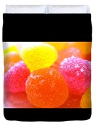 Mini Sugar Fruits Duvet Cover