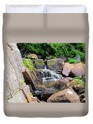 Mini Water Fall Duvet Cover