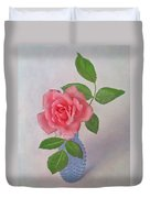 Miniature Rose IIi Duvet Cover