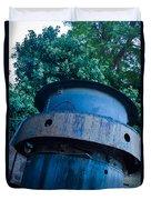 Mining Boiler Duvet Cover