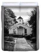 Miracle Hill Church Duvet Cover