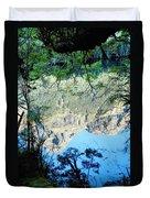 Mirror Lake Three New Zealand Duvet Cover