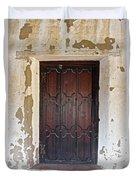 Mission Door Duvet Cover