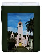 Mission San Rafael Duvet Cover