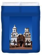 Mission San Xavier Del Bac Duvet Cover