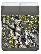 Mississippi At Gettysburg - Desperate Hand-to-hand Fighting No. 2 Duvet Cover