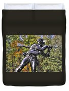 Mississippi At Gettysburg - Desperate Hand-to-hand Fighting No. 3 Duvet Cover