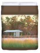 Mississippi Bayou 3 Duvet Cover