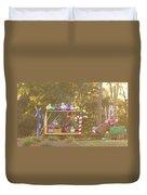 Mississippi Christmas 1 Duvet Cover