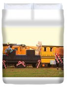 Mississippi Christmas 18 Duvet Cover