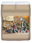 Mississippi Christmas 20 Duvet Cover