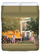 Mississippi Christmas 8 Duvet Cover