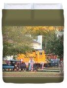 Mississippi Christmas 9 Duvet Cover