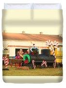 Mississippi Chrsitmas 12 Duvet Cover