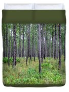 Mississippi Woods Duvet Cover