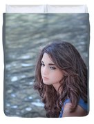 Mistress Of Dreams Duvet Cover