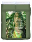 Mistress Of The Wind Duvet Cover