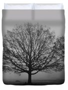 Misty Nature   Duvet Cover