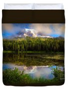 Misty Reflection Duvet Cover