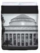 Mit Building 10 And Great Dome II Duvet Cover