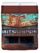 Mitsubishi Duvet Cover