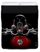 Mm 250 Ss Super Sport Handlebar Duvet Cover