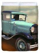Model T Duvet Cover