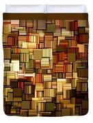 Modern Abstract Xxiii Duvet Cover