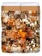 Modern Abstract Xxvi Duvet Cover