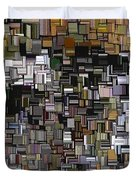 Modern Abstract Xxxii Duvet Cover